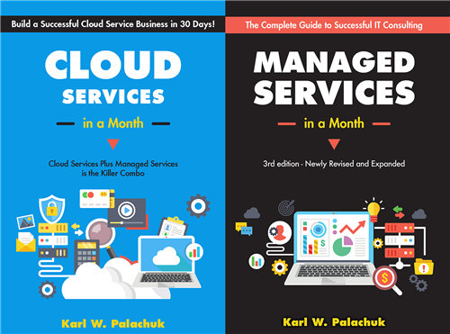 Killer Combo: Cloud Services and Managed Services in a Month