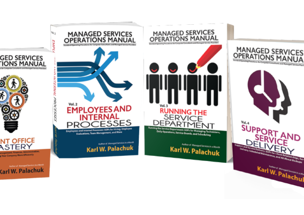 Managed Services Operations Manual – 4 Volume Set