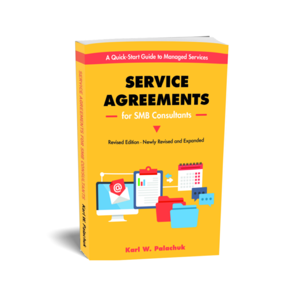 Service Agreements for SMB Consultants – Revised Ed.