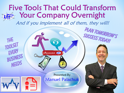 Five Tools That Could Transform Your Company Overnight