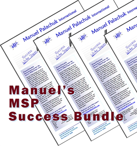 Manuel's MSP Success Bundle – 5 White Papers
