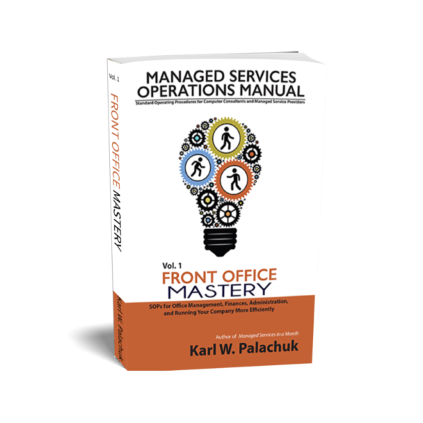 Managed Services Operations Manual — Vol 1 of 4