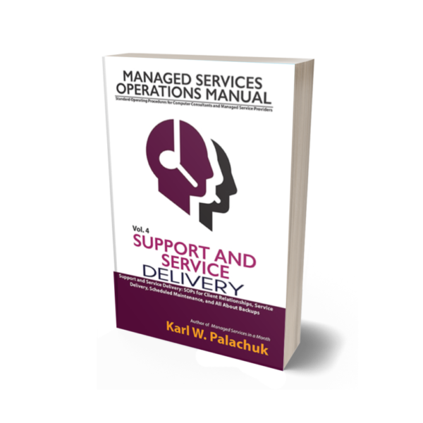Managed Services Operations Manual — Vol 4 of 4