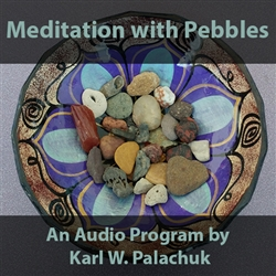Meditating with Pebbles Audio – Free