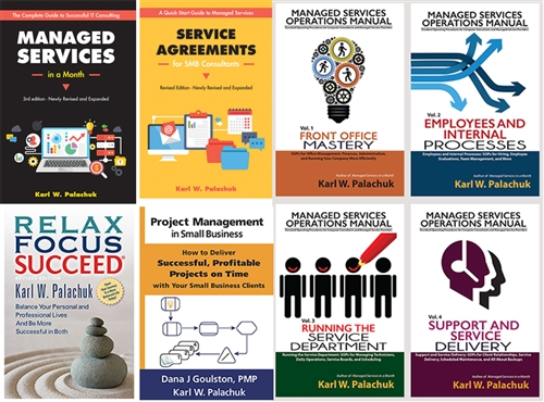 The Most Important Managed Service Books