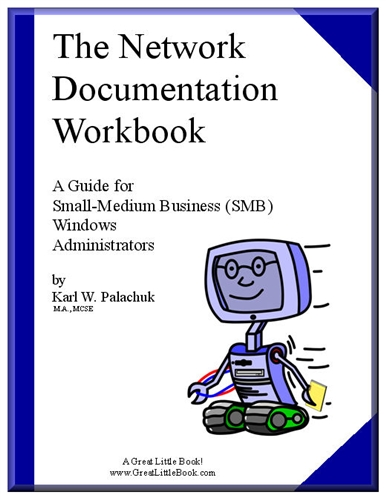 Network Documentation Workbook Ebook