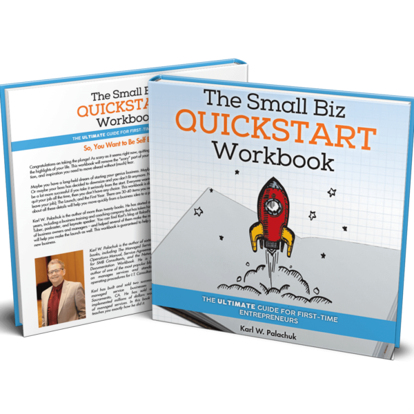 Small Biz Quickstart Workbook